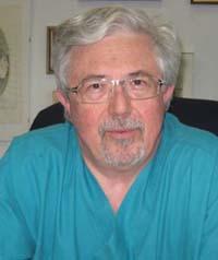 Professor Paolo Cherubino, direttore Clinica di Ortopedia e Traumatologia azienda ospedaliera di Varese