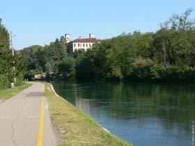 pista ciclabile Naviglio Grande