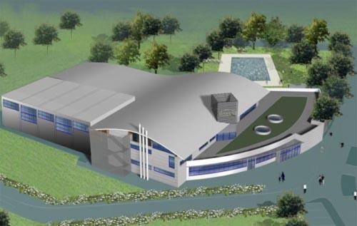Un centro sportivo al posto del vecchio campo di calcio for Centro sportivo le piscine