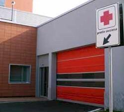 ospedale apertura