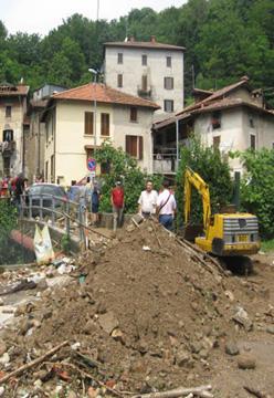 Danni alluvione, i cittadini attendono i rimborsi