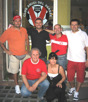 club amici del varese
