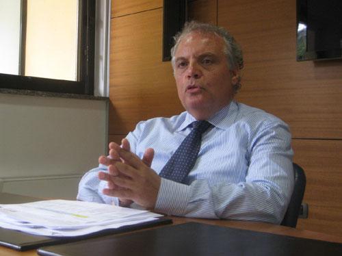 Gioacchino Caianiello presidente di Amsc di Gallarate