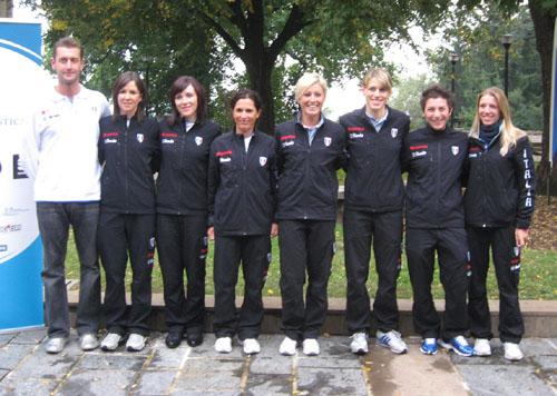 nazionale ciclismo femminile