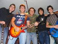 ragazzi in rock