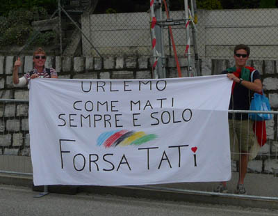 tifosi Mendrisio 2009 Guderzo