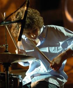 gianluca pellerito, giovanissimo talento della batteria in concerto al ...
