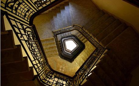 l'interno del grand hotel