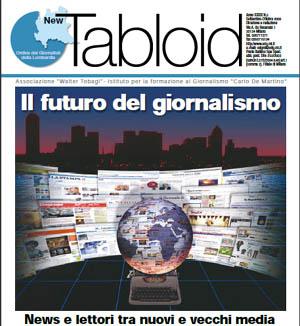 copertina tabloid
