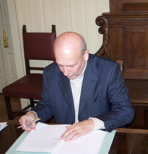 Sandro Bondi, ministro per i Beni e le Attività culturali