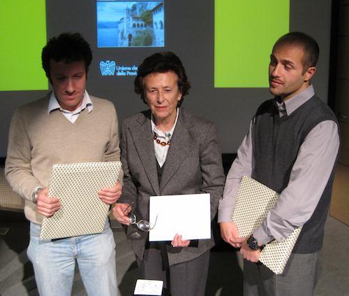 I premiati al concorso per il decennale di Varesefocus