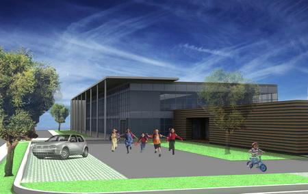 Gallarate, nuova scuola media ad alta efficenza energetica
