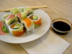 sushi, ristoranti giapponesi