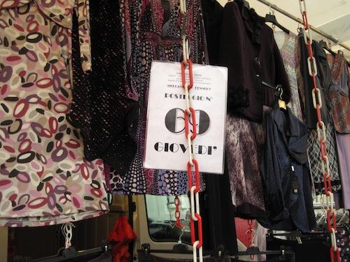 A Varese i commercianti ambulanti sono tutti regolari
