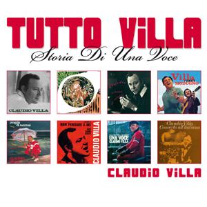 I brani più belli di Claudio Villa in un doppio cd