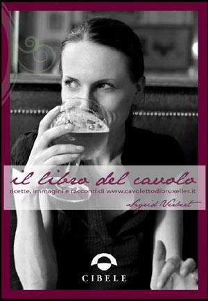 La copertina del libro della food-blogger Cavoletto di Bruxelles presentato a Varese