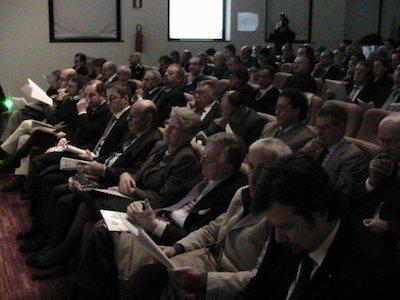 Anche la famiglia Orrigoni tra il pubblico