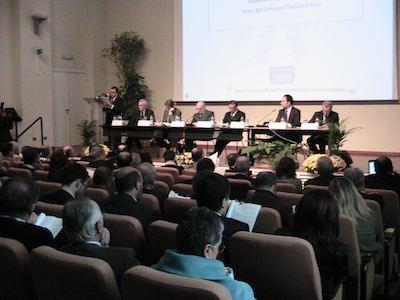 Assemblea Confesercenti 2009