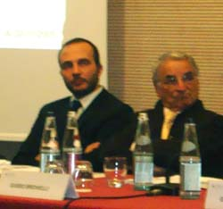 Mauro D'Errico, varese convention visitors bureau