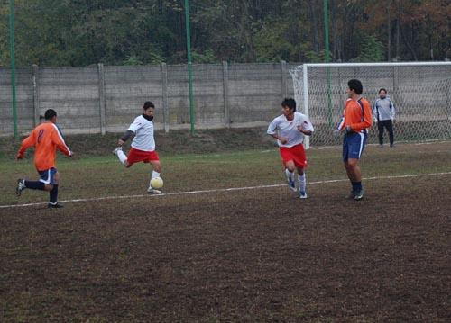 a Olgiate Olona un campionato di calcio sudamericano