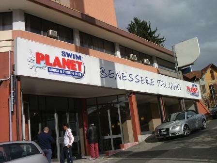 Swim Planet Varese