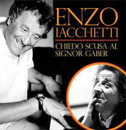 Enzo Iacchetti canta Gaber