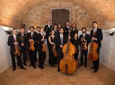 L' orchestra camerata dei laghi in concerto a Busto Arsizio
