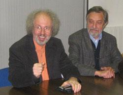 Girolamo Pasin e Caludio Brovelli