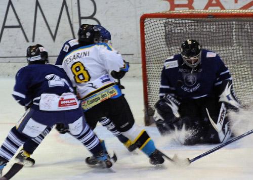 hockey ghiaccio killer bees