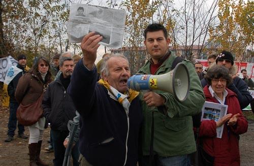 manifestazione no pedemontana solbiate olona