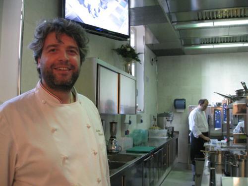Matteo Pisciotta ristorante villa panza