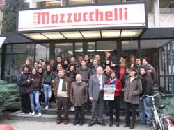 Studenti in visita alla Mazzucchelli per Orientagiovani