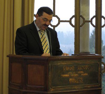 Marco Molteni segretario Uil