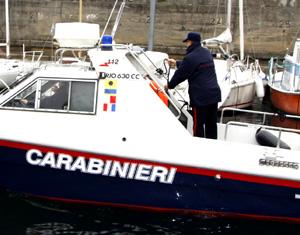 motovedetta luino porto