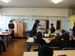 L'open day alla scuola Manzoni di Venegono