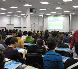 Oltre 500 studenti all'Orientagiovani 2009