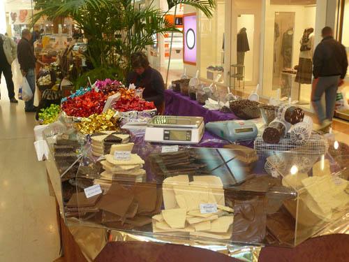 Festa del cioccolato al Centro commerciale Belforte di Varese