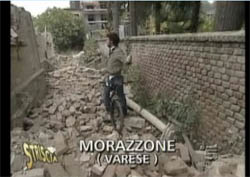 Striscia la notizia a Morazzone