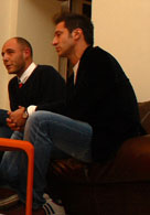 Nicola Oldrini e Francesco Brezzi