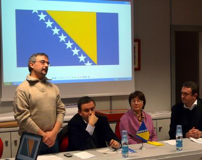 La settimana bosniaca conquista Varese