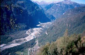 valle maggia, svizzera, canton ticino