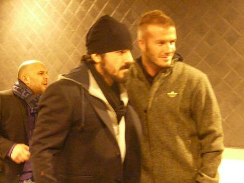 "Beckham e Ronaldinho ""benedicono"" la pescheria di Gattuso"