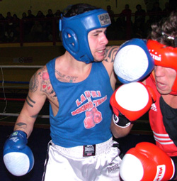 boxe pugilato marchetta panthers club