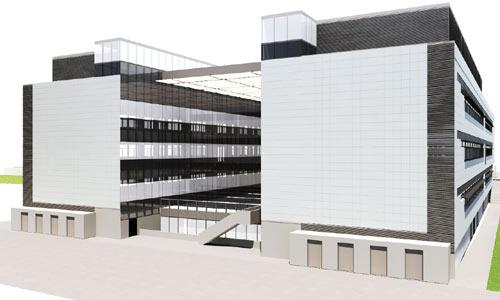 nuovi edifici jrc ispra ccr progetto