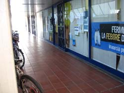La sede in piazza De Salvo a Varese