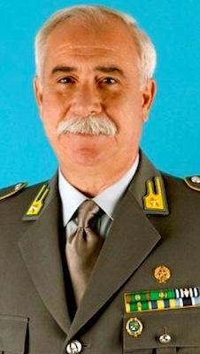 Generale Mario Forchetti
