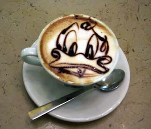 cappuccino foto