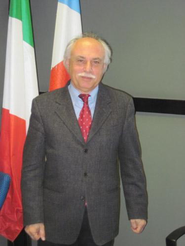 Giuseppe Nigro, assessore