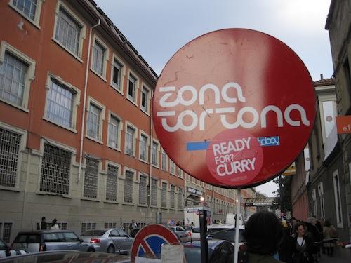 Zona Tortona, fuori salone