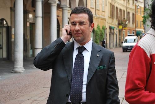 Stefano Candiani, sindaco di Tradate
